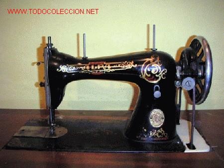 Antigua m quina de coser alfa mbconservada func comprar - Maquinas de coser restauradas ...