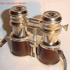 Antigüedades: BINOCULARES CON FILTROS DE - TEATRO, MARINO Y CAMPO. Lote 26323138