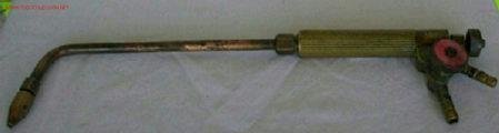 SOPLETE DE BRONCE Y COBRE (Antigüedades - Técnicas - Herramientas Profesionales - Mecánica)
