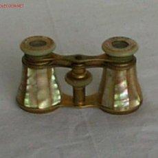 Antigüedades: PRISMATICO DE NACAR .. BARCELONA. Lote 26530511