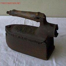 Antigüedades: PLANCHA DE SASTRE DE HIERRO. Lote 19773963