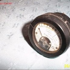 Antigüedades: INSTRUMENTO DE MEDICIÓN MARCONI . Lote 167006