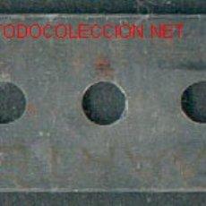 Antigüedades: CUCHILLA DE AFEITAR - MARAVILLA. Lote 269221