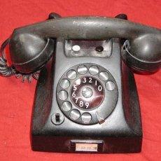Teléfonos: TELEFONO SCHEMA-1958. Lote 12313832