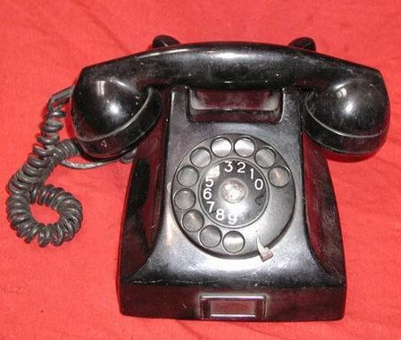 TELEFONO LM ERICSON (Antigüedades - Técnicas - Teléfonos Antiguos)