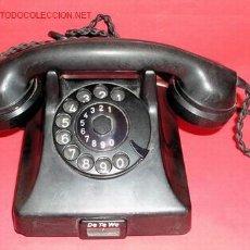 Teléfonos: TELEFONO SOBREMESA DE-TE-WE. Lote 12313819