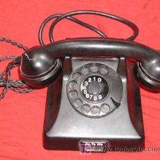 Teléfonos: TELEFONO DE SOBREMESA DE-TE-WE. Lote 12313835