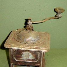 Antigüedades: MOLINILLO DE CAFE ANTIGUO . Lote 26577364