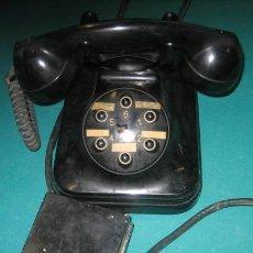 Teléfonos: TELÉFONO NEGRO . Lote 13745236