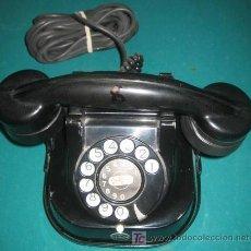 Teléfonos: TELÉFONO NEGRO FTR. Lote 23228811