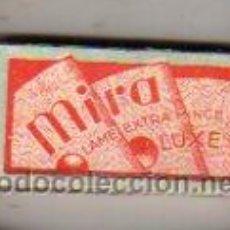 Antigüedades: CAJA DE HOJAS DE AFEITAR DE LA MARCA MIRA. Lote 31235778