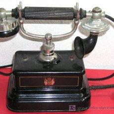 Teléfonos: TELEFONO ANTIGUO DE CONSOLA. Lote 12313805