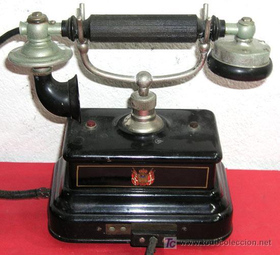 Teléfonos: TELEFONO ANTIGUO DE CONSOLA - Foto 4 - 12313805