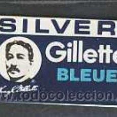 Antigüedades: HOJA DE AFEITAR GILLETTE. Lote 3825793