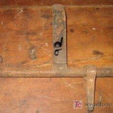 Antigüedades: CERROJO ANTIGUO. Lote 3997290
