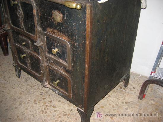 Cocina carbon hierro fundido comprar varias antig edades for Cocinas de hierro fundido