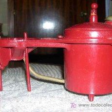Antigüedades: COCINILLA DE COMBUSTIBLE LIQUIDO. Lote 22711390