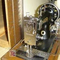 maquina de coser anker