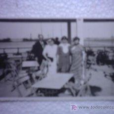 Antigüedades: FOTOS REAL CLUB NAUTICO VALENCIA -1934-35 BONET,LAPUENTE,TORRES (PREGUERA CIVIL. Lote 26654190