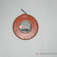 Antigüedades: CINTA METRICA. Lote 12082051