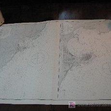 Antigüedades: ANTIGUA CARTA DE NAVEGACION DE CEYLAND. Lote 26512901