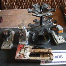Antigüedades: LOTE 5 ÚTILES DE OFICINA. Lote 19759987
