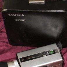 Antigüedades: TOMAVISTAS YASHICA ELECTRO 8 LD-4 AÑOS 70. Lote 26906163