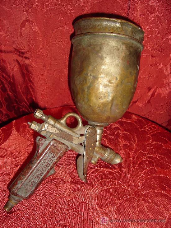 Pistola para pintar paredes antigua comprar varias - Pistola para pintar paredes precios ...