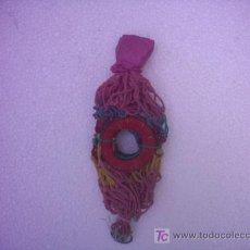 Antigüedades: RED PARA RUEDA BICICLETA SALVAFALDAS. Lote 30011382