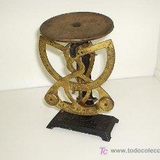Antigüedades: BALANZA PESACARTAS BILATERAL COLUMBUS. Lote 8168780