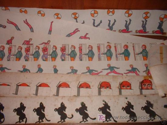 Antigüedades: zootropo - Foto 2 - 12713429