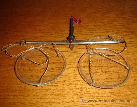 Antigüedades: Antiguo juego de pesas con estuche de madera y balanza S.XIX - Foto 9 - 27155925