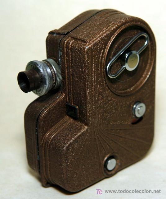 Antigüedades: UNIVEX 8 mm - Foto 4 - 27085368