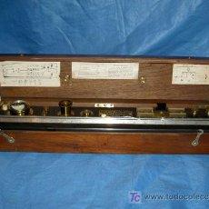 Antigüedades: ANTIGUO OHMMIMETRO FRANCES CHAUVIN&ARNOUX. Lote 26830309