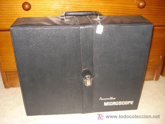Antigüedades: MICROSCOPIO - Foto 2 - 7620073