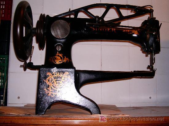 CABEZA MAQUINA DE COSER (Antigüedades - Técnicas - Máquinas de Coser Antiguas - Otras)