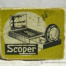 Antigüedades: VISOR DE BOLSILLO SCOPER, MED. 6CM X 5 CM X 1 CM. Lote 27137210