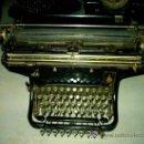 Antigüedades: MAQUINA DE ESCRIBIR CONTINENTAL .. Lote 24689120