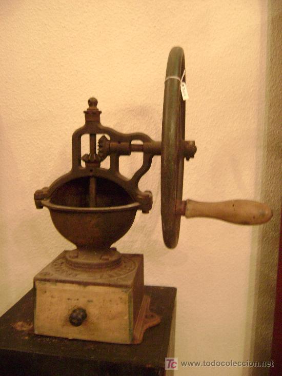 MOLINO DE CAFE (Antigüedades - Técnicas - Molinillos de Café Antiguos)