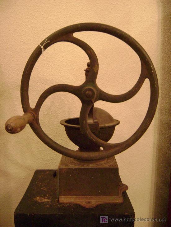 Antigüedades: MOLINO DE CAFE - Foto 2 - 22252297