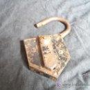 Antigüedades: CANDADO DE 5,5 CMS DE LADO. NO TIENE LLAVE. Lote 22478666