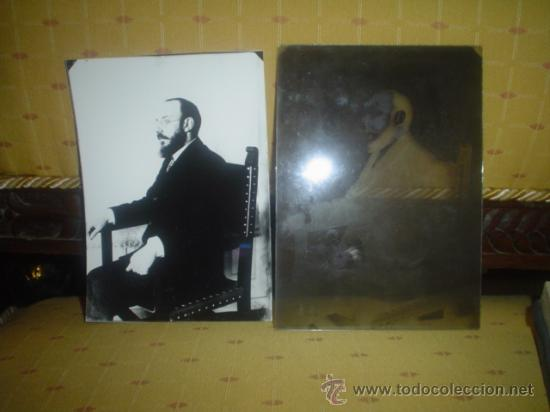 Antigüedades: PLACAS DE FOTOS - Foto 2 - 177119193