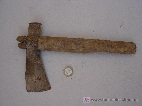 Antigua hacha de campo comprar herramientas antiguas for Herramientas de campo