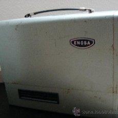 Antigüedades: PROYECTOR ANTIGUO ENOSA 300, PERO NUEVO Y COMPLETO. Lote 26524191