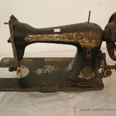 Antigüedades: CABEZA DE MAQUINA DE COSER SINGER. Lote 9368767