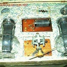 Antigüedades: JUGUETE CIENTIFICO ELECTRICITE. Lote 26455815