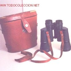 Antigüedades: PRISMÁTICOS CON FUNDA. Lote 27053893