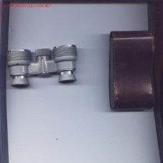 Antigüedades: BINOCULAR DE TEATRO EN FUNDA ORIGINAL. Lote 5483748