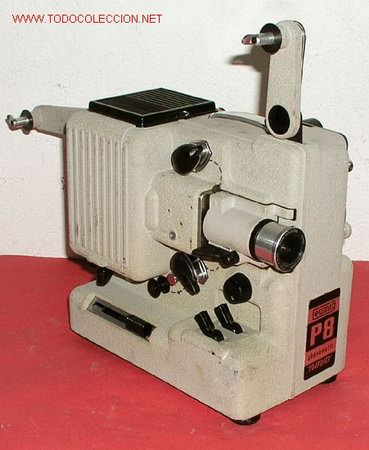 Antigüedades: PROYECTOR EUMIG PHONOMATIC DE 8MM - Foto 1 - 10717627