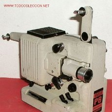 Antigüedades: PROYECTOR EUMIG PHONOMATIC DE 8MM. Lote 10717627